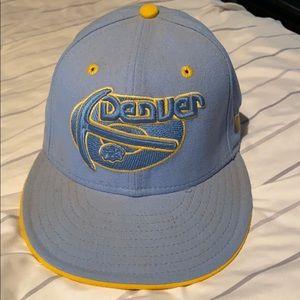 Denver Nuggets Retro Logo Hat